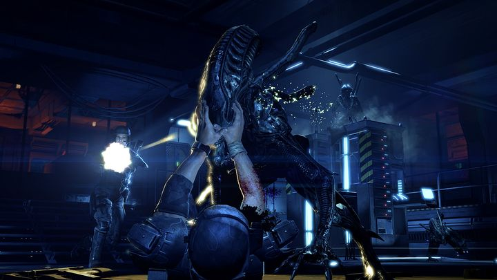 Obsidians Cancelled Aliens RPG Was to Be a Horror Mass Effect - picture #1