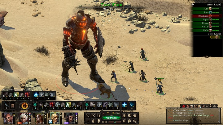 Pillars of Eternity 2: Deadfire will get a turn-based mode - picture #2