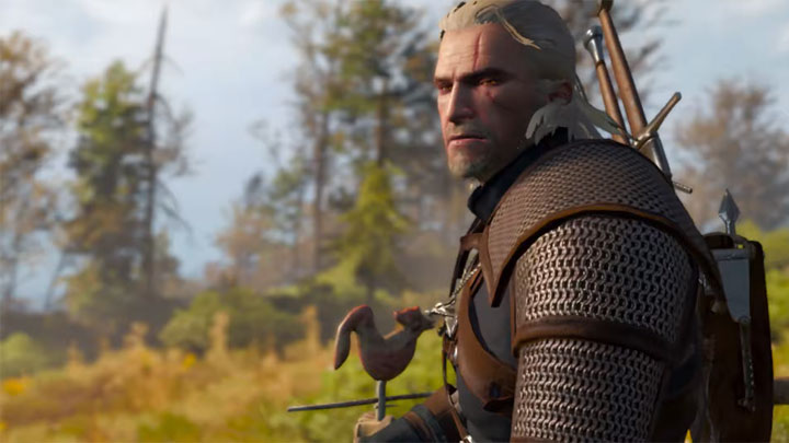 The Witcher 3 on Nintendo Switch in 540p in Mobile Mode - picture #1