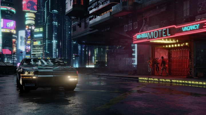 Cyberpunk 2077 - Details of the E3 Demo - picture #2