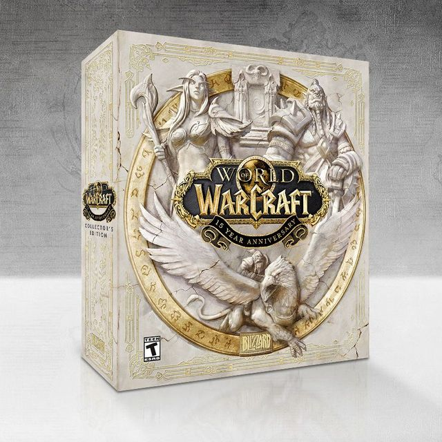 15th Anniversary Collectors Edition of World of Warcraft - picture #6