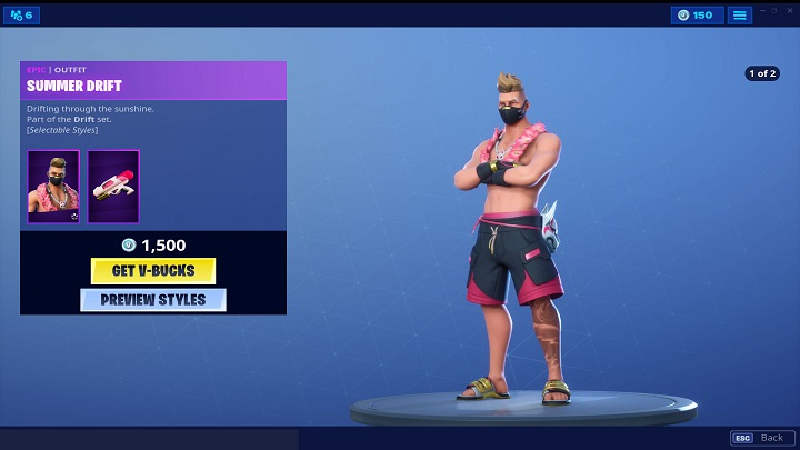 """Epic Breaks Its Own Rules""; Dispute Over a Fortnite Skin - picture #3"