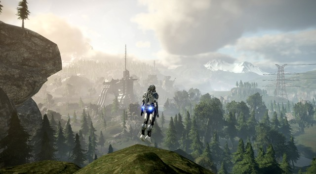 Elex on New Screenshots. Swords, Monsters, Cars, and Jetpacks in One Game - picture #2