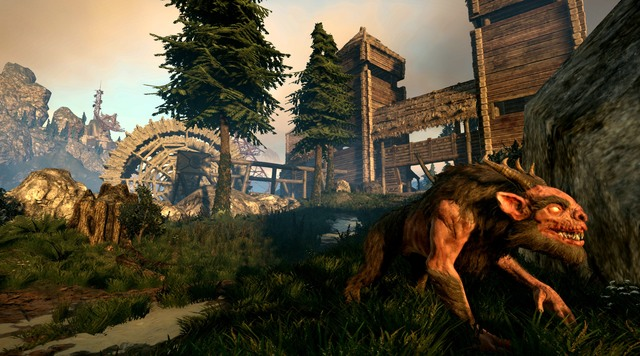Elex on New Screenshots. Swords, Monsters, Cars, and Jetpacks in One Game - picture #3