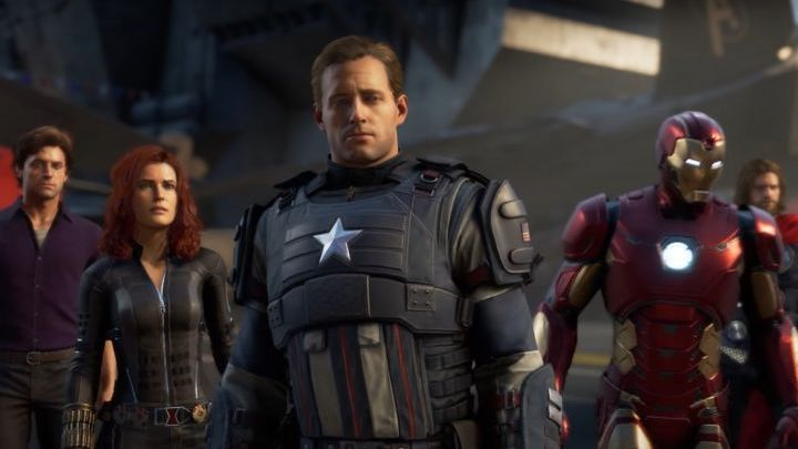 New Info on Marvels Avengers from Square Enix - picture #1