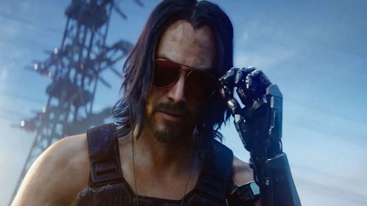 Keanu Reeves is the Second Most Important Character in Cyberpunk 2077 - picture #1