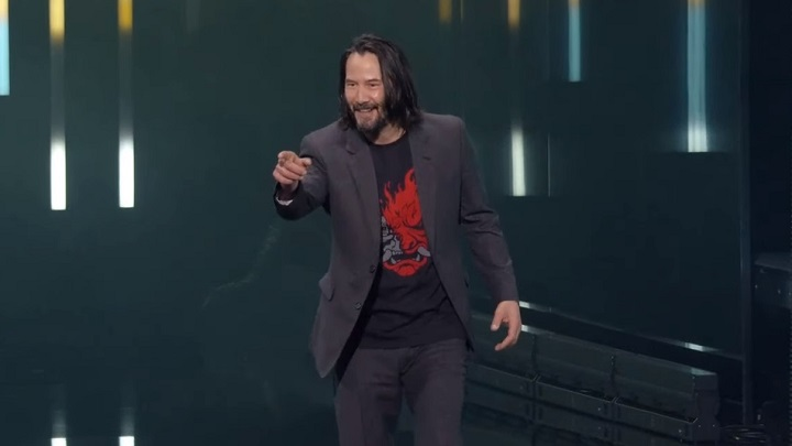 Keanu Reeves is the Second Most Important Character in Cyberpunk 2077 - picture #2