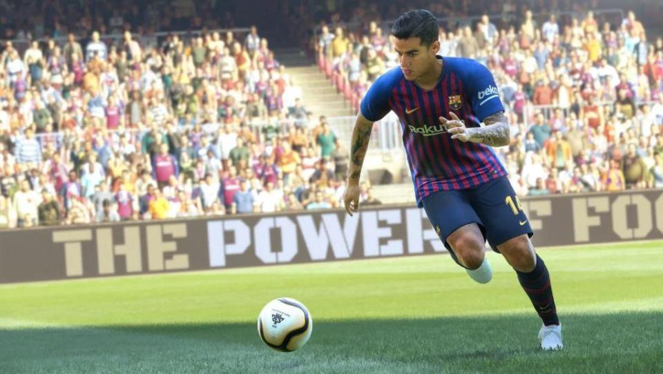 First Gameplay from eFootball PES 2020 - picture #1