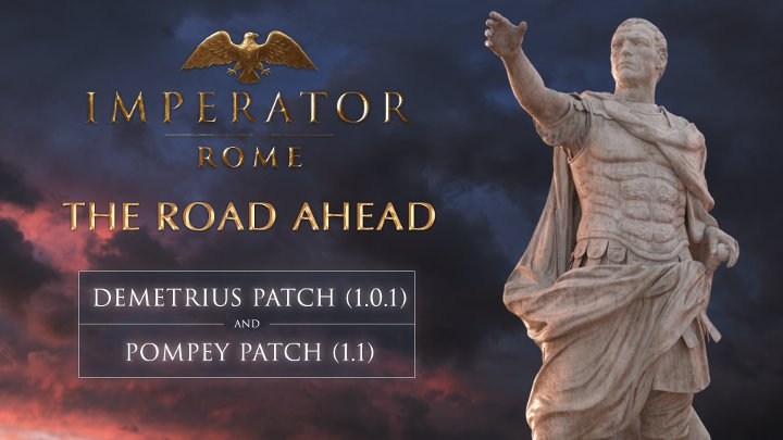 Imperator Rome Will Get at Least Two Major Expansions per Year - picture #1