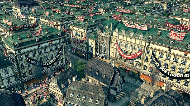 Anno 1800 visual comparison - picture #1