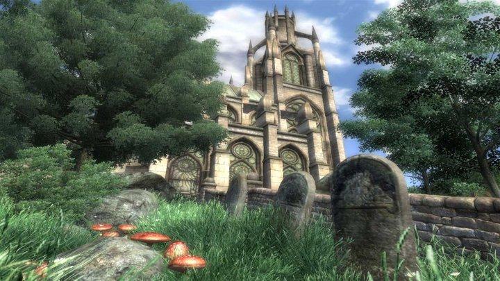 The Elder Scrolls IV Oblivion Mod Ups Textures to 4K and 8K