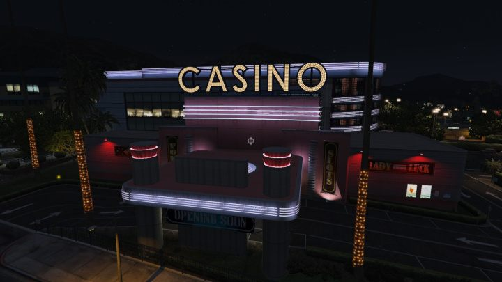 Teaser of Big Casino Opening in GTA Online - picture #1