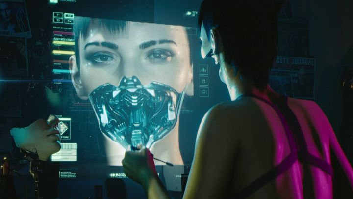 Cyberpunk 2077 - CD Project RED Works on Transgender Characters - picture #1