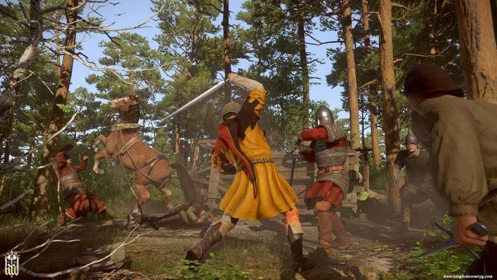 Update and DLC Launch for Kingdom Come: Deliverance - picture #1