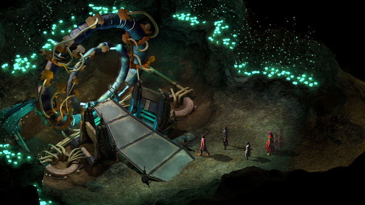 Torment: Tides of Numenera coming to PS4 and XONE, releasing Q1 2017 - picture #2