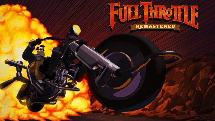 GOG Winter Sale: get Full Throttle Remastered for free