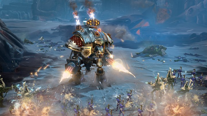 Dawn of War III will offer 17 solo missions for a 10-hour campaign - picture #1
