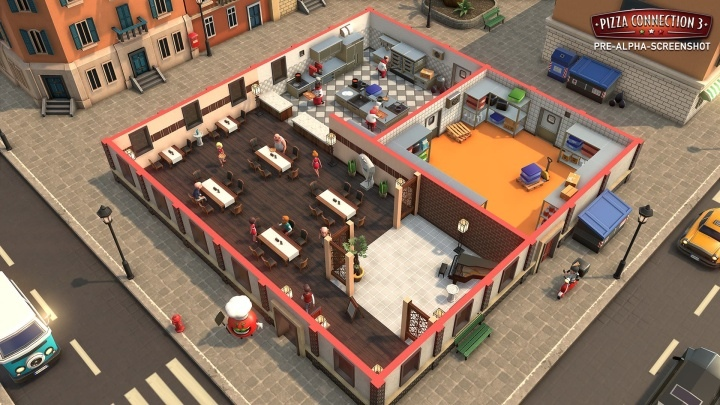 Run your own pizza chain in Pizza Connection 3, coming out early 2018 - picture #2