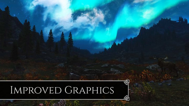This is Ultimate Skyrim 4.0 – Huge Pack of Skyrim Mods - picture #1