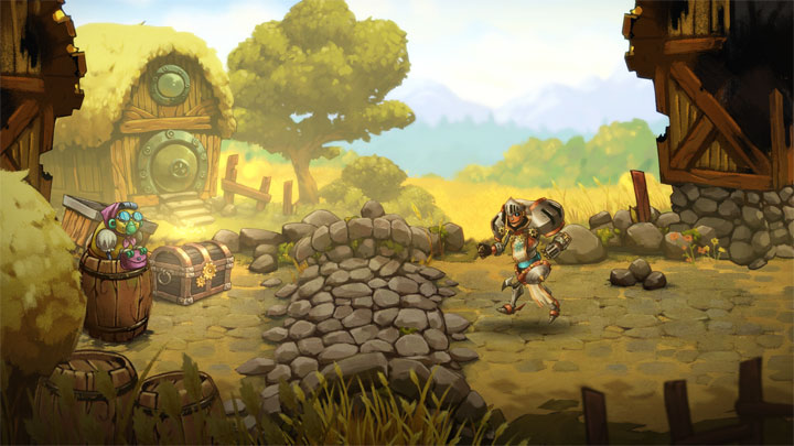 SteamWorld Quest: Hand of Gilgamech announced - picture #1