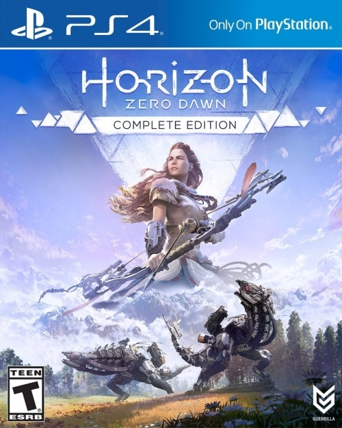 No more Horizon Zero Dawn expansions in store, but a Complete Edition has been announced - picture #1