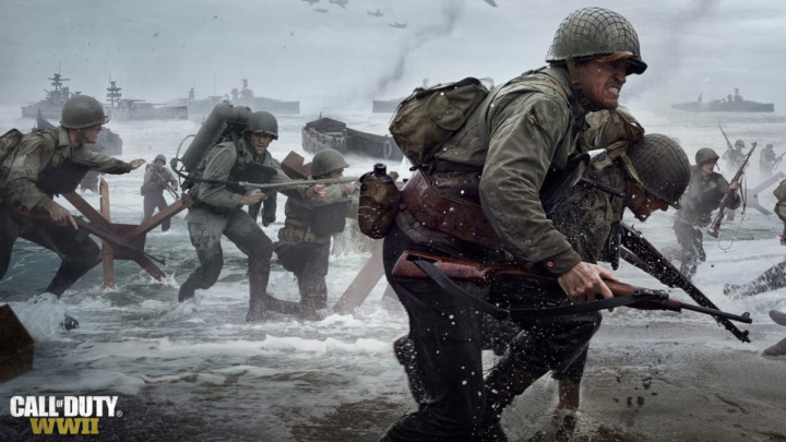 Call of Duty: WWII multiplayer footage and new details on the story campaign - picture #1