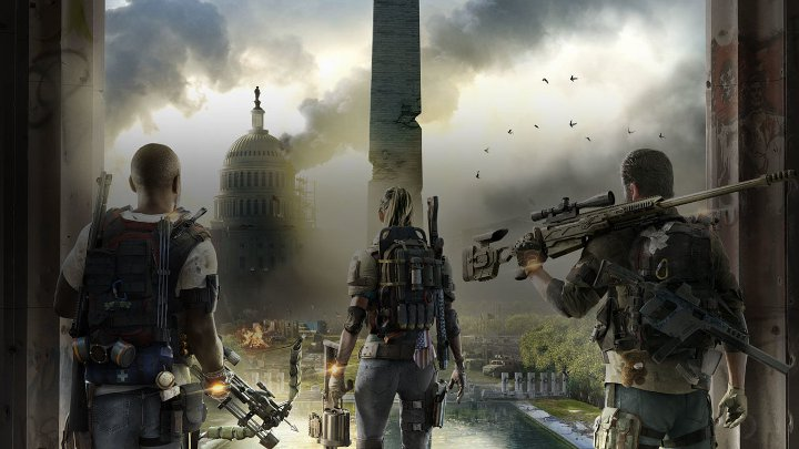 The Division 2 Technical Alpha Announced - picture #1