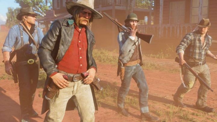 Red Dead Online Gets New Showdowns and Fishing Contests - picture #1