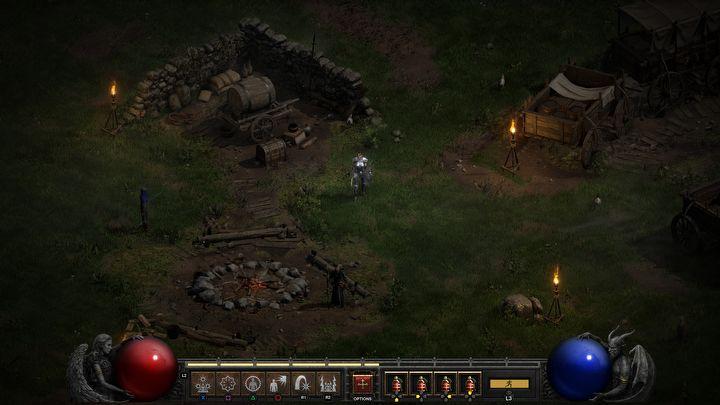 Diablo 2: Resurrected Coming in 2021 on PC and Consoles - picture #2