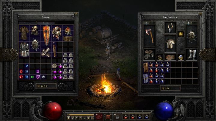Diablo 2: Resurrected Coming in 2021 on PC and Consoles - picture #3