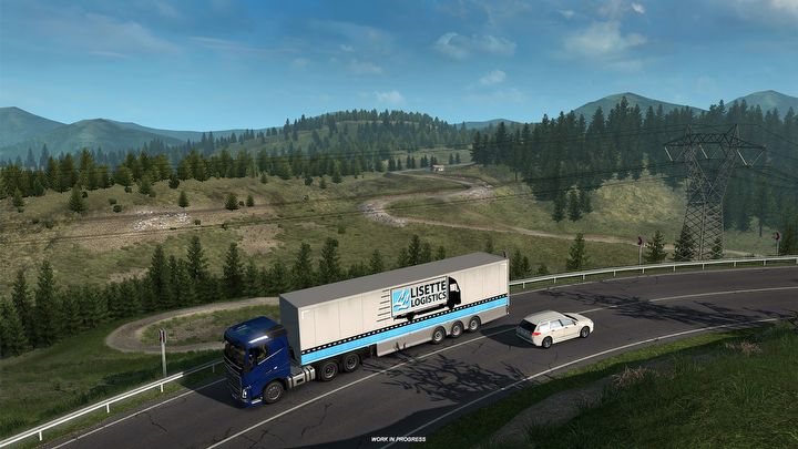 Euro Truck Simulator 2: Road to the Black Sea Announced - picture #2
