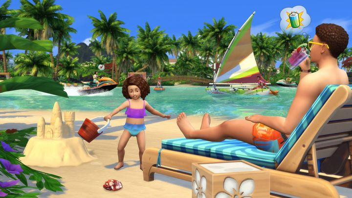 The Sims 4: Island Living Screenshots And First Details Revealed - picture #1