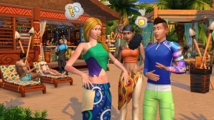 The Sims 4: Island Living Screenshots And First Details Revealed - picture #4