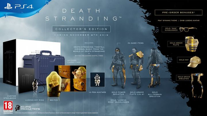 New Death Stranding Trailer Reveals Release Date - picture #4