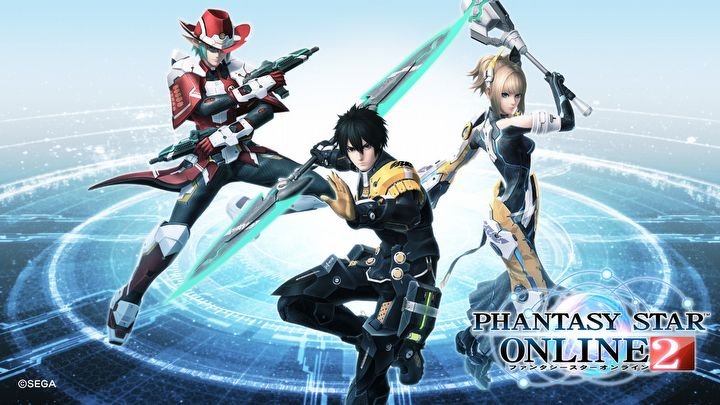 Phantasy Star Online 2 MMORPG Will Debut In The West - picture #1