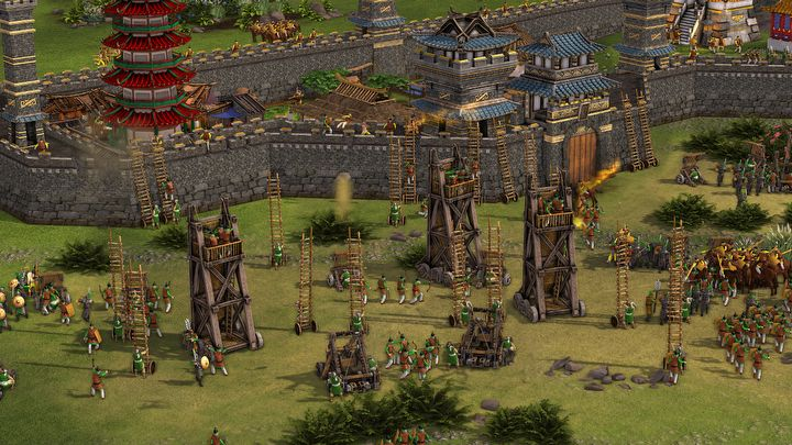Stronghold: Warlords Announce - The Series Moves to Far East - picture #2