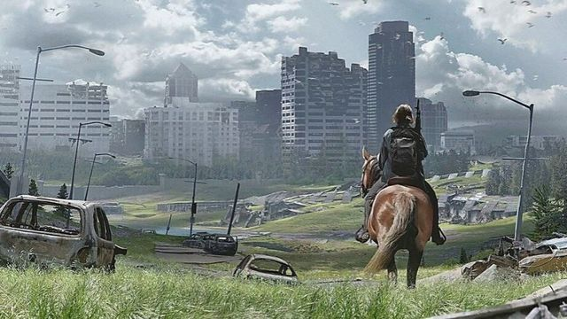 Original concept of Last of Us 2 included open world locations