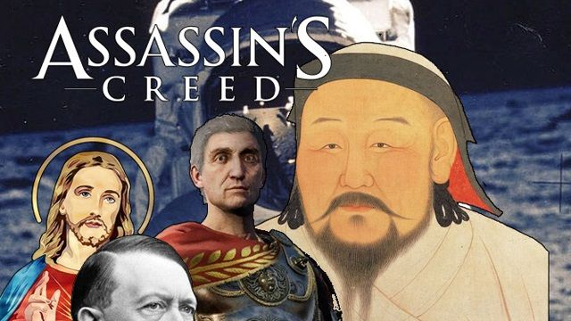 Conquests Of Genghis Khan History According To Assassin S Creed