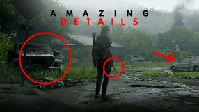 Details and easter eggs of The Last of Us 2