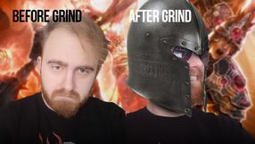 How I learned to stop worrying and love grind