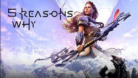 5 good reasons to play Horizon Zero Dawn on PC