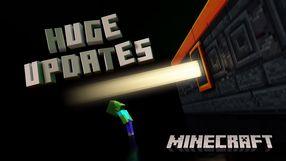 Big Update Coming to Minecraft, More Details in October