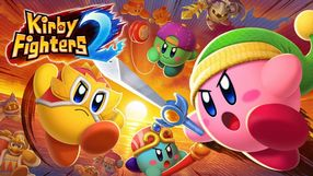 Kirby Fighters 2 is Available Now on the Switch