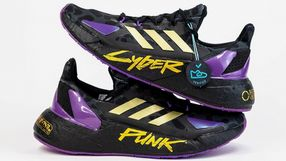 Cyberpunk 2077 x Adidas Cooperation Will Give Us Official Shoes