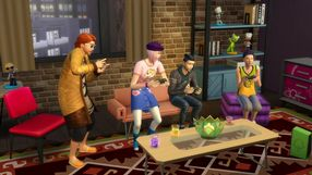 The Sims Already Got Cyberpunk 2077; Mod Adds New Games in The Sims 4