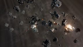 Intriguing Space RTS Falling Frontier Coming to Steam