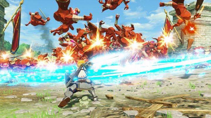 Even More Features Revealed In Hyrule Warriors Age Of Calamity Gameplay Gamepressure Com