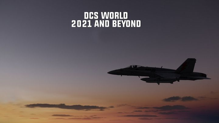 2021 Roadmap for DCS World; Two Weeks of Free Trial ...