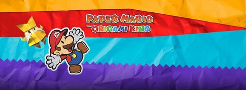 Nintendo Delivers Once Again! – Paper Mario: The Origami King Review