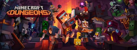 Minecraft: Dungeons Review – Perfect Diablo for Kids